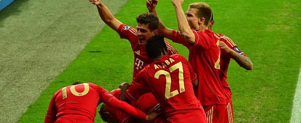 Bayern Munich is on course for treble after reaching the German Cup final