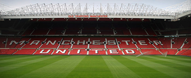 Man United vs Chelsea on Sunday, May 5th at Old Trafford