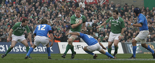 Ireland Rugby – Autumn Internationals Tickets 2014