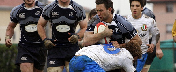 EMC Tests 2012: Scotland 22-51 New Zealand