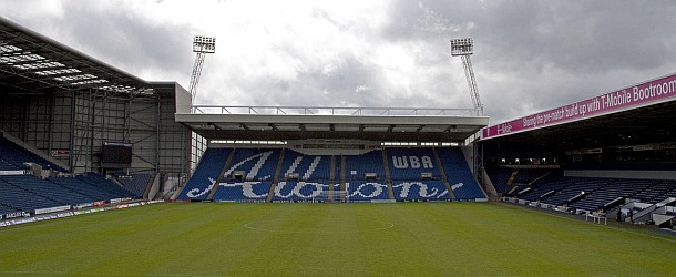 West Bromwich Albion v Chelsea on November 17th
