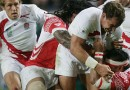 Rugby Union: England fight back to beat Aussies with 20-13