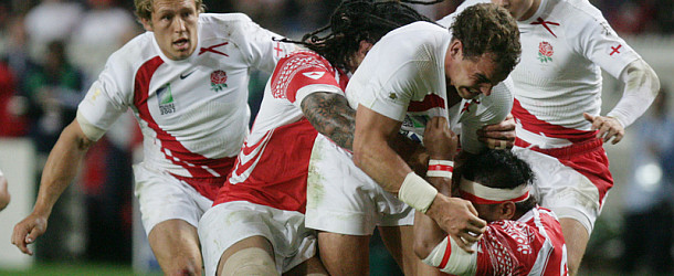 QBE Internationals: England 54-12 Fiji