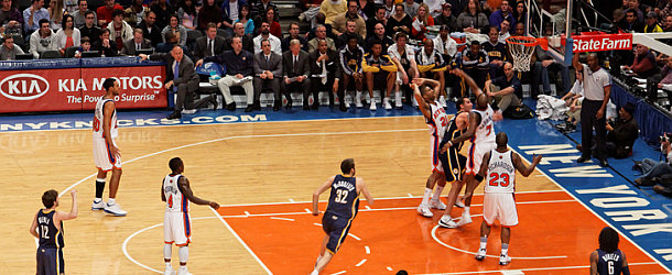 New York Knicks – Matches and Tickets 2013/14