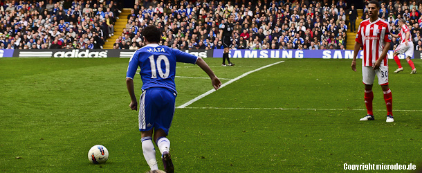 Chelsea FC: MATA NAMED PLAYER OF THE MONTH