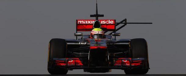 McLaren-Mercedes 2013