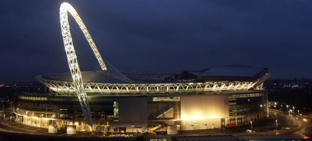 Wembley Stadium - Outside