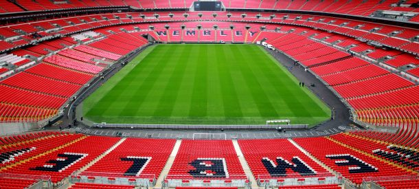 Wembley Stadium - Carling Cup Final