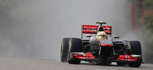 Photo: Vodafone McLaren Mercedes