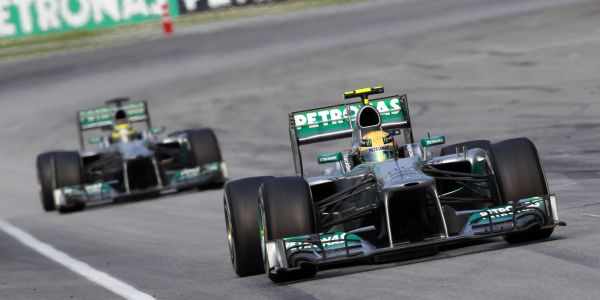 Photo: Mercedes AMG Petronas